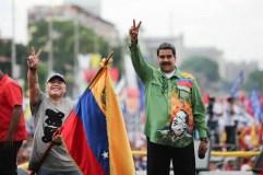 ...Nicolás Maduro...